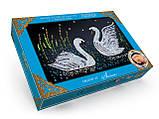"Мозаика из пайеток ""Лебеди"", Пм-01-04, фото 8"