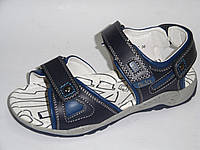 Детские летние сандалии для мальчиков, босоножки тм BI&KI  36  р.