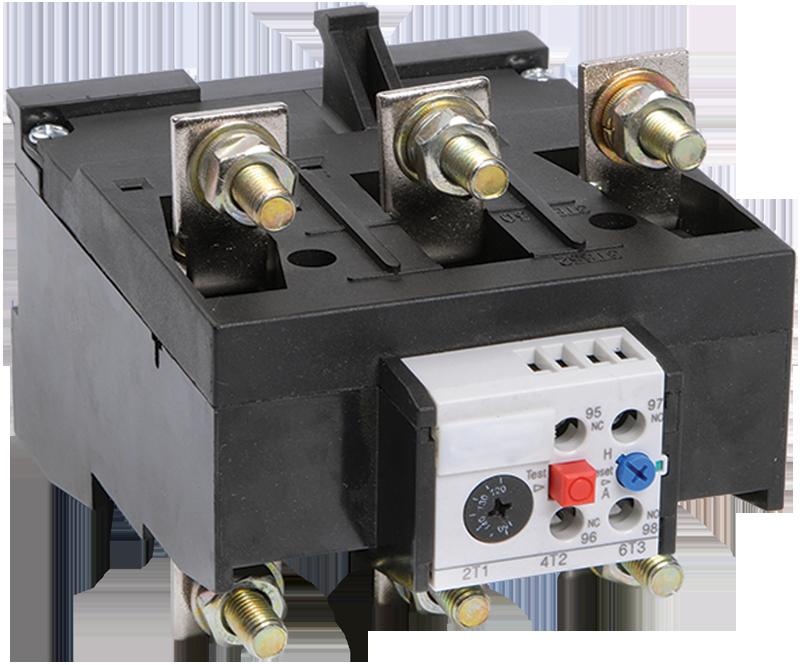 Реле РТИ-5376 электротепловое 150-180А ИЭК