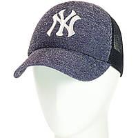 """Бейсболка женская с вышивкой """"New York"""", фото 1"""