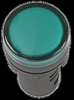 Лампа AD22DS(LED)матрица d22мм красный 36В AC/DC ИЭК