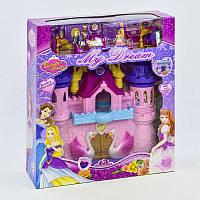 Замок принцессы SG 2974 (8) свет, звук, в коробке