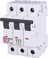 Авт. выключатель ETIMAT 10  3p B 16А (10 kA)
