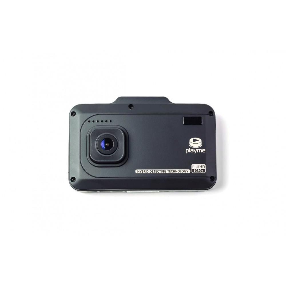 Видеорегистратор + радар-детектор Playme P550 Tetra GPS