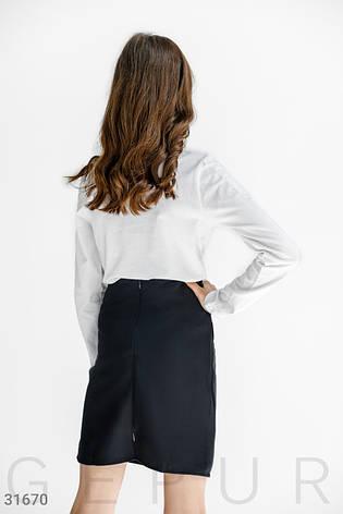 Школьная прямая юбка, фото 2