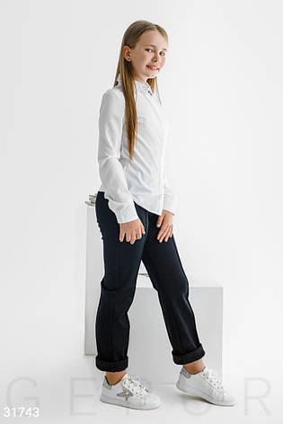 Трикотажные детские брюки, фото 2