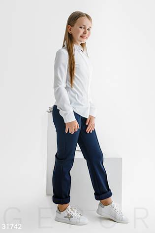 Классические детские брюки, фото 2