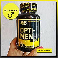 Витамины для мужчин Optimum Nutrition Opti-men - 90 tabs