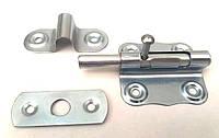 Шпингалет оцинкованный ПОЛЬША  60 мм.