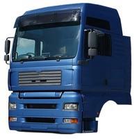 Кузовные автозапчасти грузовика MAN