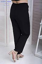 Женские брюки с высокой посадкой с 48 по 98 размер, фото 3