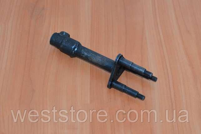 Вал руля (рулевого управления) заз 1102 1103 таврия славута нижняя часть трезубец