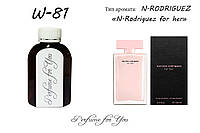 Женские наливные духи Narciso Rodriguez For Her Narciso Rodriguez 125 мл