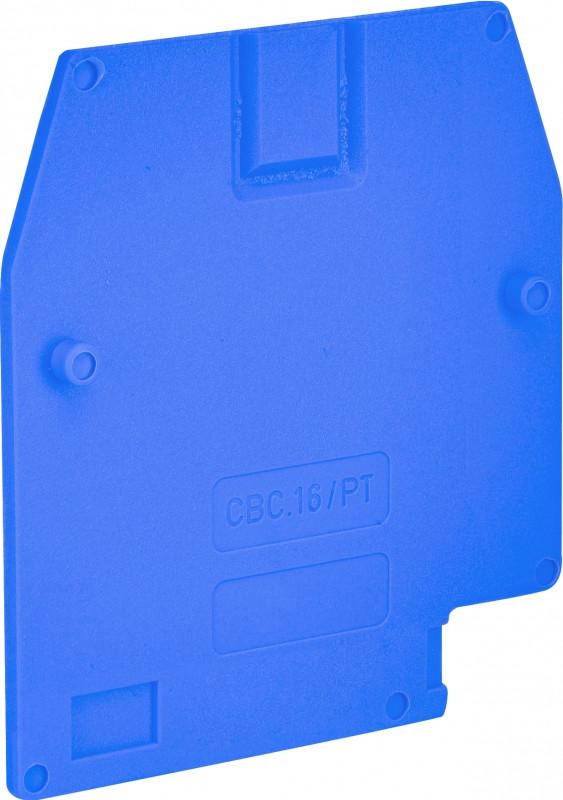 Замыкающая крышка ESC-CBC.16/PTB (синяя)