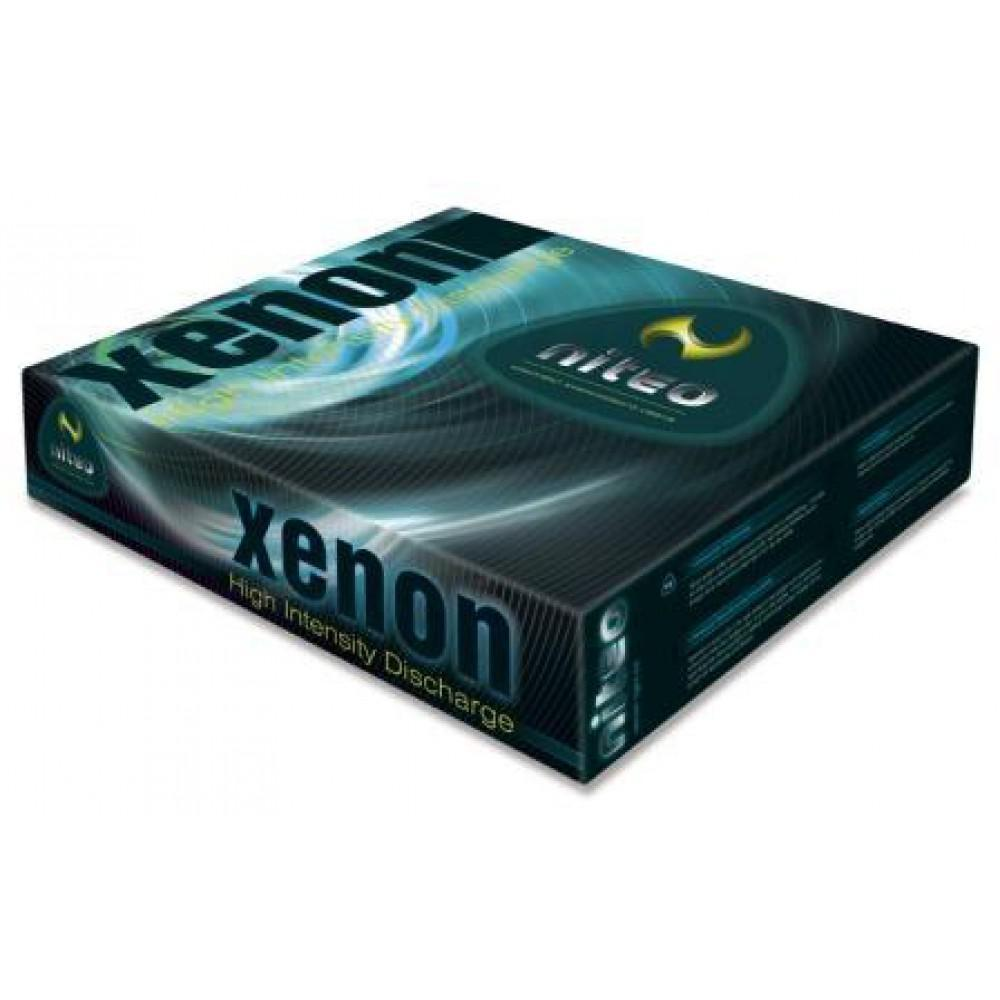 Комплект ксенонового света Niteo HB3 (9005) 5000K 35W
