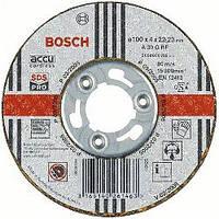 Круг зачистной Bosch A 30 Q BF 100