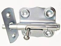 Шпингалет оцинкованный ПОЛЬША  90 мм.