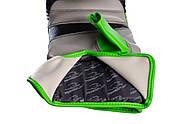 Снарядные перчатки PowerPlay 3038 Черно-Зеленые S / M / L / XL, фото 6