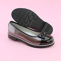 Туфли девочке в школу тм Том.М размер 33,35,36,38, фото 2