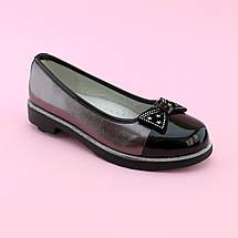 Туфли девочке в школу тм Том.М размер 33,35,36,38, фото 3