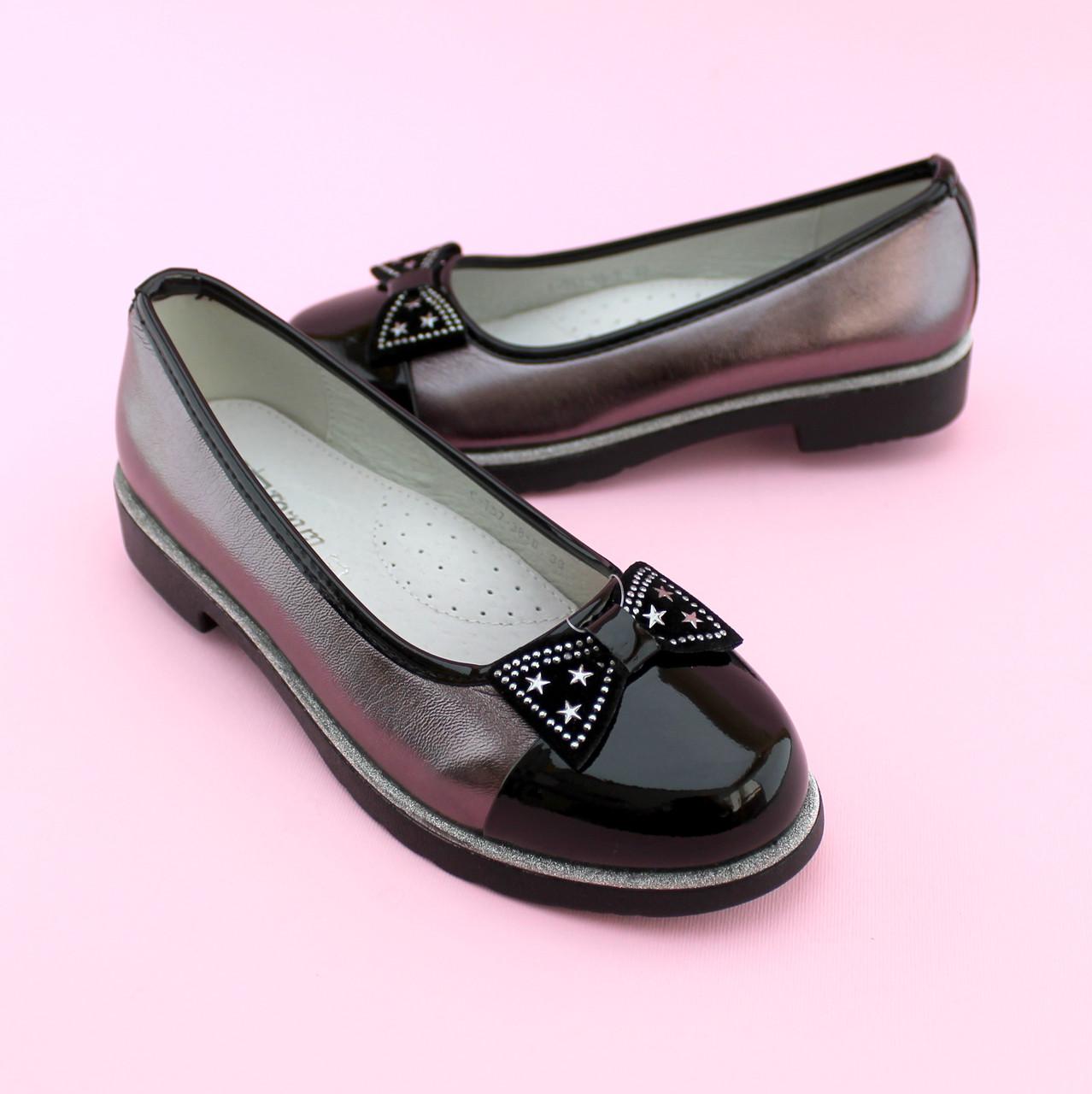 Туфли девочке в школу тм Том.М размер 33,35,36,38