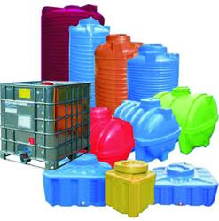 Емкости, бочки, бидоны, канистры для воды пластиковые