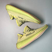 Мужские кроссовки Adidas Yeezy Boost 350 Green зеленые 41