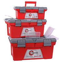 ✅ Комплект ящиков для инструментов INTERTOOL BX-0403