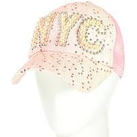 Бейсболка женская 42018-1 розовый, фото 1