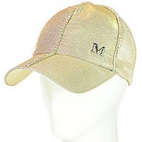 Бейсболка женская 42018-2 золото, фото 1