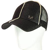 Бейсболка женская 42018-2 черный, фото 1