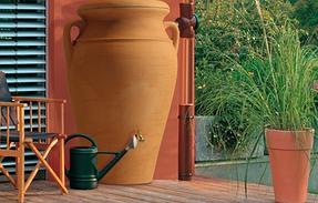 Емкости для сбора дождевой воды пластиковые