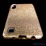 Чехол TPU Shine Samsung A10 gold, фото 8