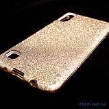 Чехол TPU Shine Samsung A10 gold, фото 9