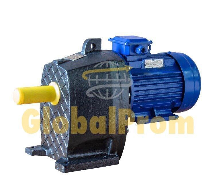 Соосно-цилиндрический мотор-редуктор МЦ2С-125, редуктор Мц2С, соосно-цилиндрический редуктор МЦ2С