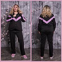 Женский спортивный костюм больших размеров с 48 по 82 размер