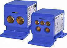 Блок распределительный EDBM-8/N (192А, 1x4-70; 2x4-35; 3x2,5-25)