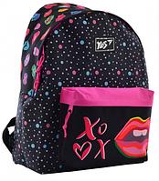 "Рюкзак ""Yes"" Pink Kiss ST-17/556617"