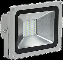 Прожектор СДО 05-20 светодиодный серый SMD IP65 IEK