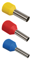 Наконечник-гильза Е1508 1,5мм2 (красный, 20шт) ИЭК