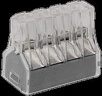 Строительно-монтажная клемма СМК 773-328 (4 шт/упак) IEK