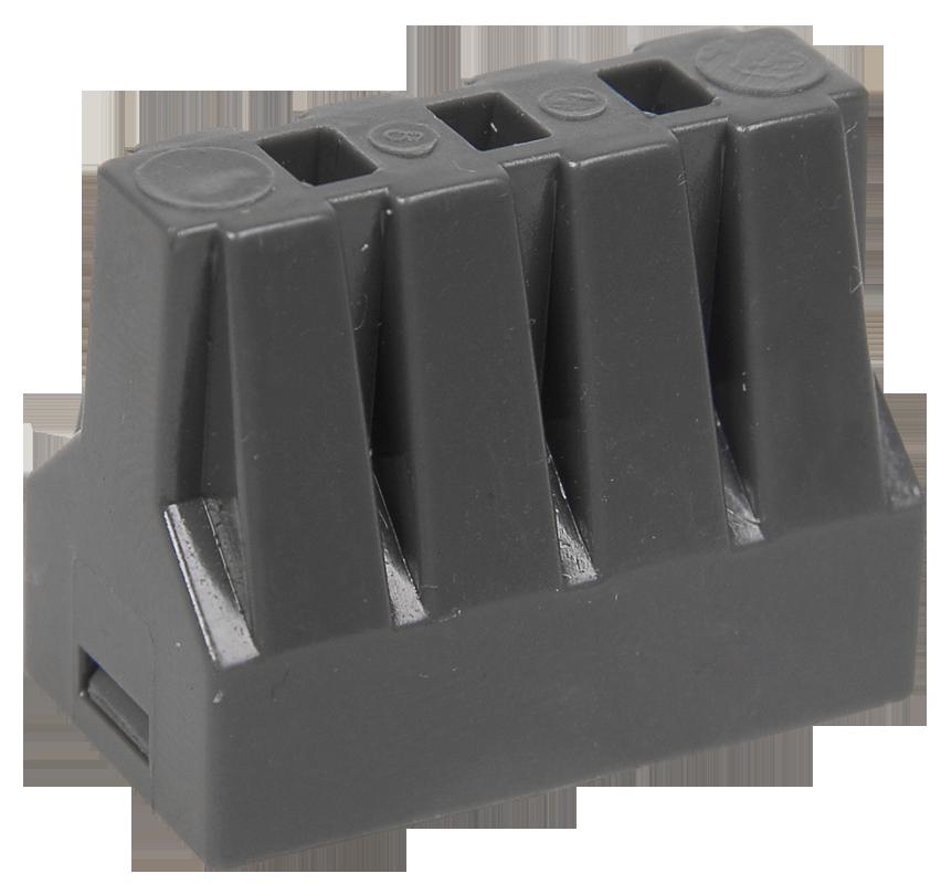 Строительно-монтажная клемма СМК 773-308 (4 шт/упак) IEK