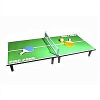 Настольный теннис 90х40 см.
