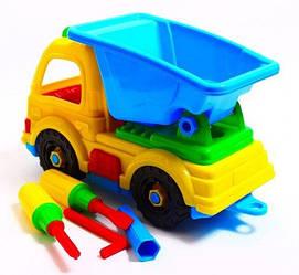 Игрушечная машинка конструктор «Самосвал» Toys Plast (ИП.29.002)