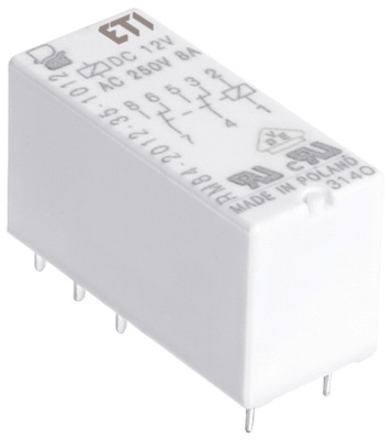 Електромеханічне Реле MER1-024DC (1x16A 250VAC)