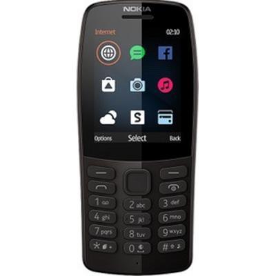 Мобільний телефон Nokia 210 DS Black (6438409029201)