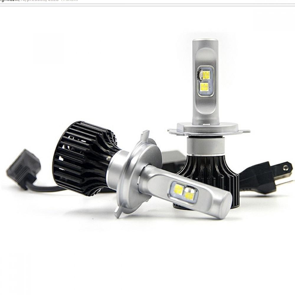 LED лампы ALed X H4 35W 5000K (2шт)