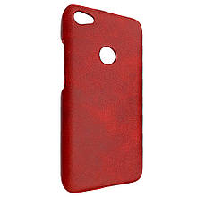 Чехол-накладка DK-Case кожа открытая для Xiaomi Redmi Note 5A Prime (red)