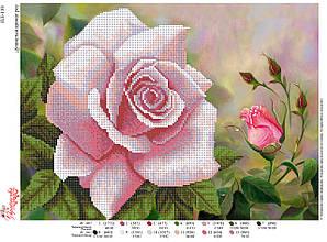 Вышивка бисером Духмяний аромат троянд №110