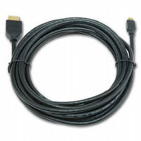 Кабель cablexpert cc-hdmid-15 hdmi v.1.3,micro-вилка (d-тип), с позолоч. коннект, 4.5 м